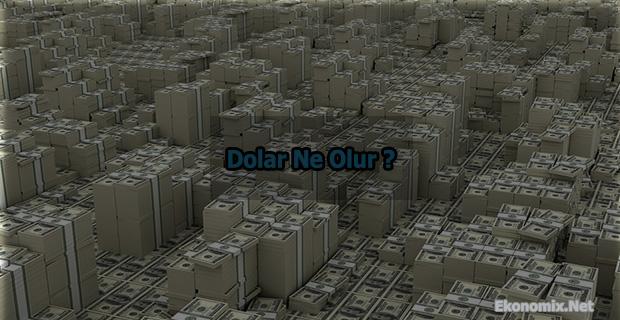 Dolar Ne Olur ? Yükselir mi Düşer mi ?