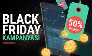SimpleFX 50% Black Friday indirimine hazır olun!