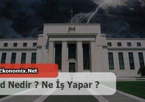 Fed Nedir ? Abd Merkez Bankası'nın Görevleri