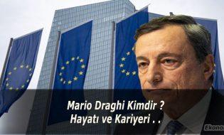 Mario Draghi Kimdir?