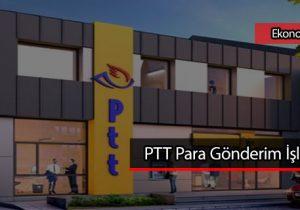 PTT'den Para Gönderme