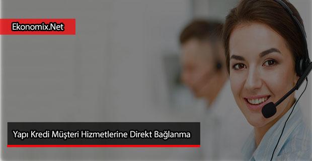ykb müşteri temsilcisi direkt bağlanma