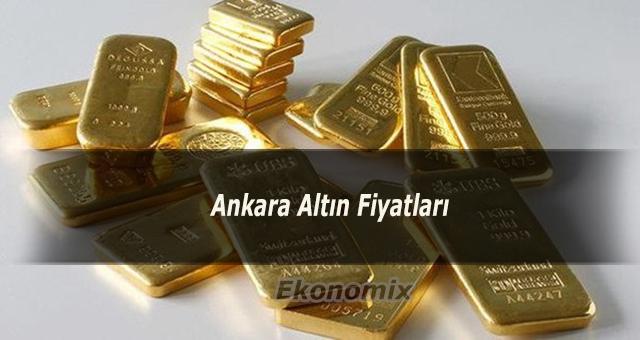 ankarada altın fiyatları