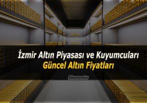 İzmir Altın Fiyatları – İzmir'de Kuyumcularda Altın Ne Kadar ?