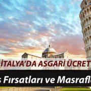 İtalya'da asgari ücret