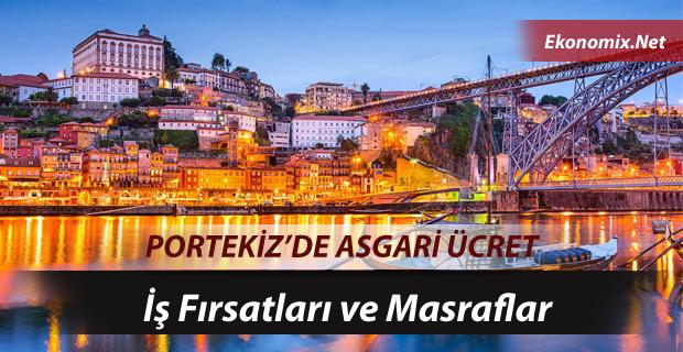 Portekiz de Asgari Ücret