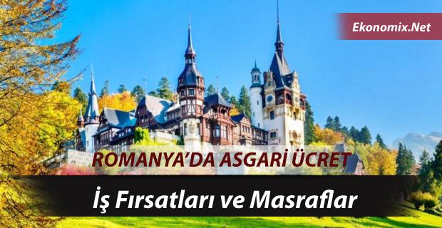 Romanya'da Asgari Ücret