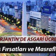 arjantin'de asgari ücret