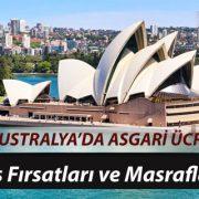 Avustralya'da Asgari Ücret