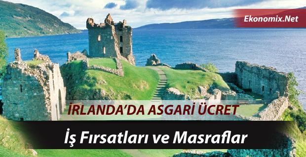 irlanda-asgari-ücret