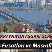 ukrayna'da asgari ücret